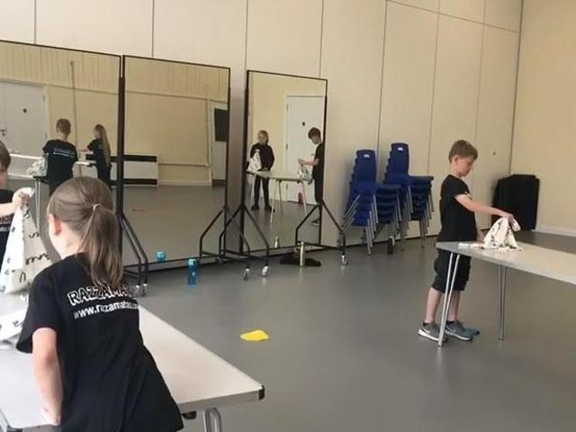 Wakefield theatre school Razzamataz is making plans to get kids active and build back lost confidence and social skills with a fun summer school.