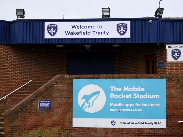 Wakefield Trinity bought their Belle Vue ground from property developer Manni Hussain in 2019.