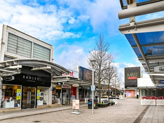 Junction 32 reports shoppers are revelling in the return to in-person shopping – as it reveals its most popular post-lockdown purchases.