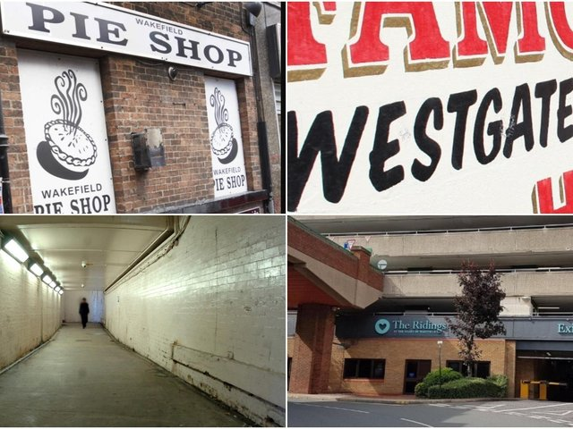 Love it or loathe it, you will share a lot of these memories if you grew up in Wakefield.