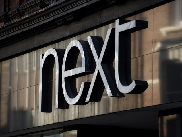 Clothing retailer Next has revealed plans to convert an empty retail unit in Wakefield city centre into a clearance store. Photo: OLI SCARFF/AFP via Getty Images