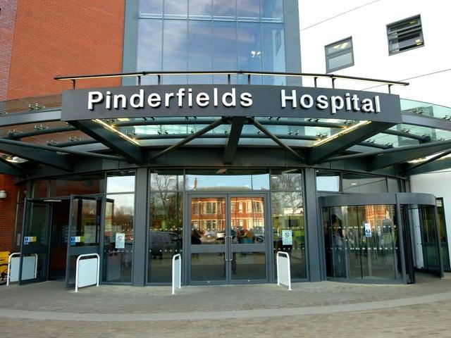 Rebekah Muldowney, 34, was 40 weeks pregnant when she attended Pinderfields Hospital in Wakefield last year. Photo credit: JPIMedia