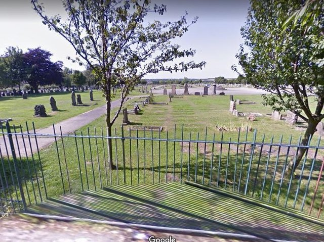 The appearance of the cemetery has been a source of complaints from local people.