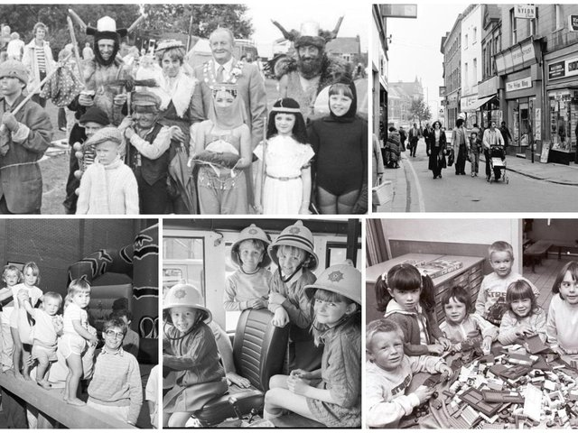 26 photos from Wakefield and the Five Towns that will take you back to the 1980s