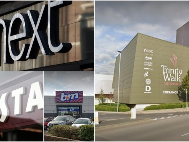 From McDonald's and Subway, to Castleford Xscape and Pinderfield's Hospital, take a look through and see if there's anything for you...