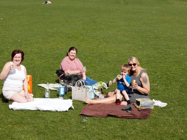 Thornes Park