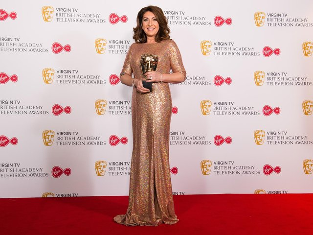 Singing sensation and TV star Jane McDonald is set to (almost) return home this month, with a series of performances in Leeds. Photo by Jeff Spicer/Getty Images