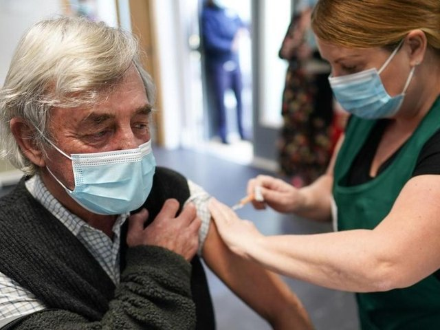 Residents are being urged to get both doses of their Covid-19 vaccination in the latest drive to cut infection rates across the district.