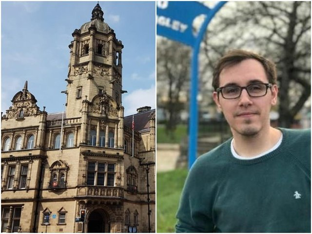 Councillor Tom Gordon represents Knottingley and recently stood in the Batley and Spen by-election.