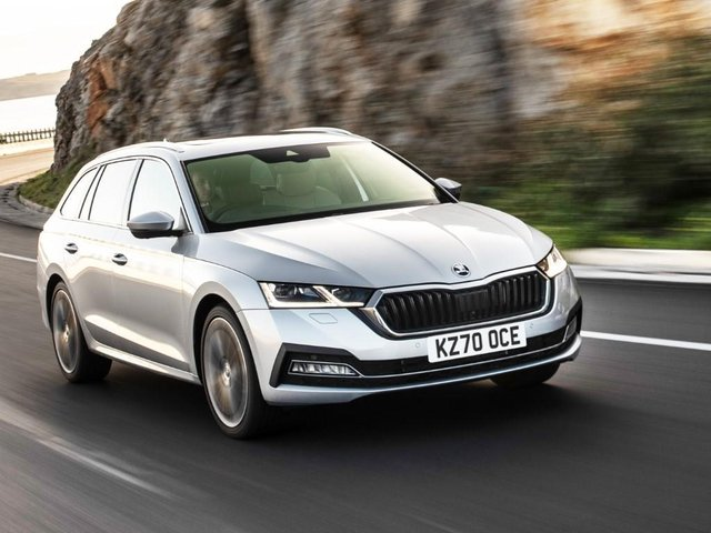 Skoda believes there is life in estates still