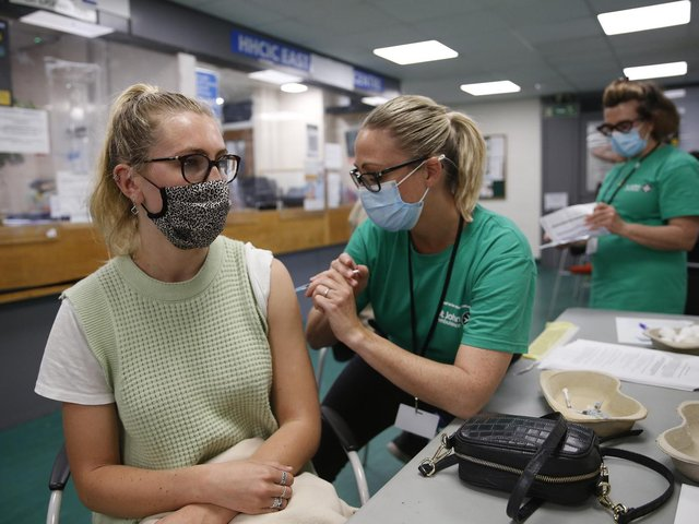 COVID-19: Get the vaccine when offered. Photo: Getty Images