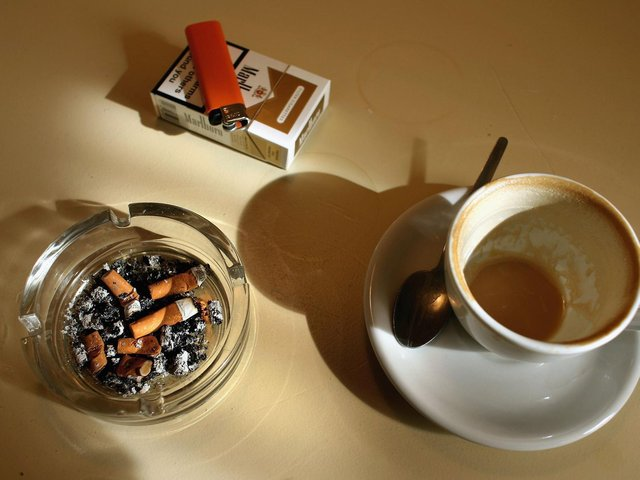 NO SMOKING: Government target is smoke free by 2030. Photo: Getty Images