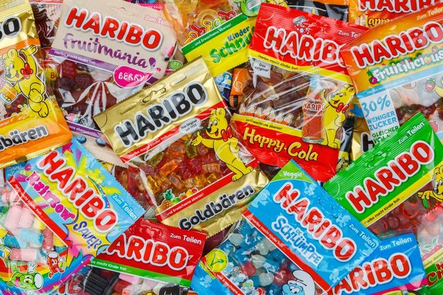 Haribo is proud to show its support for the Wakefield Business Awards