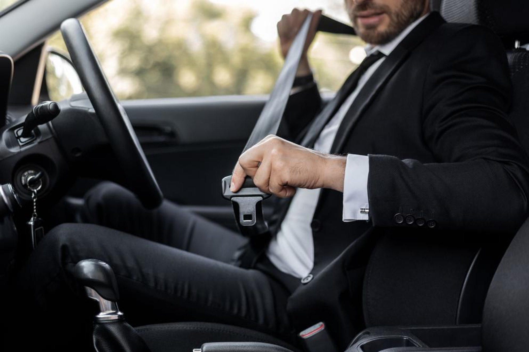 Seat belt law UK: when and where you don't need to wear one, plus the fines for ignoring the rules