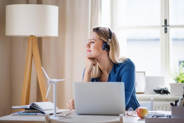 Do you enjoy working from home?
