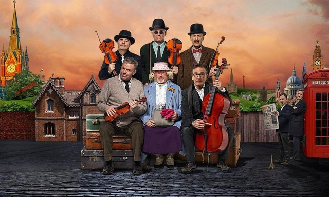 Madness announce The Ladykillers Tour